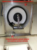 Výrobník ledu BREMA MUSTER 2000 SPLIT + venkovní jednotka CUBO s kompresorem BITZER