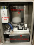 Výrobník ledu BREMA MUSTER 600 SPLIT + BIN 350
